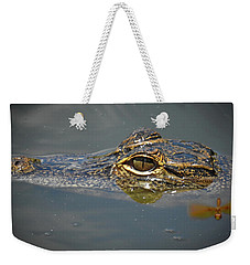 The Two Dragons Weekender Tote Bag