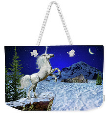 The Ultimate Return Of Unicorn  Weekender Tote Bag
