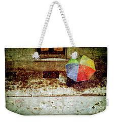 The Umbrella Weekender Tote Bag