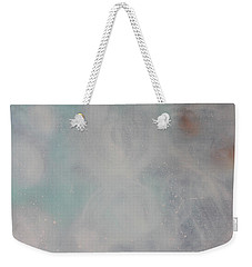 The Uncertainty Of Universev Concept Weekender Tote Bag by Min Zou