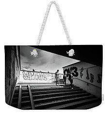 The Underpass Weekender Tote Bag