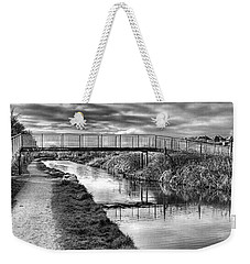 The Unfortunately Named Cat Gallows Weekender Tote Bag