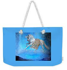 The Unicorn Weekender Tote Bag