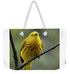 The Unintimidator Weekender Tote Bag