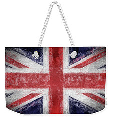 The Union Jack Weekender Tote Bag by JC Findley