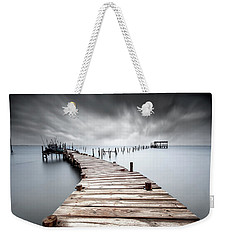 The Unknown Weekender Tote Bag