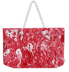 The Valentine's Day Massacre Weekender Tote Bag