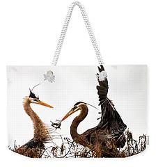 The Valentine's Gift Weekender Tote Bag