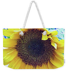 Weekender Tote Bag featuring the photograph The Vanity Of Others by Jessica Manelis
