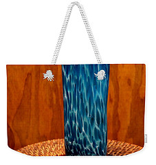 Weekender Tote Bag featuring the photograph The Vase by Marie Neder