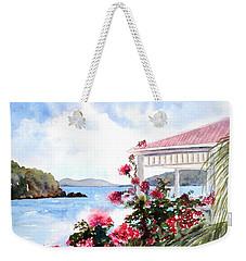 The Veranda Weekender Tote Bag