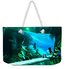 The View Down Under Weekender Tote Bag