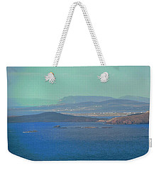 The View From Horn Head Weekender Tote Bag by Stephanie Moore