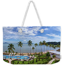 The View From Room 566 Weekender Tote Bag