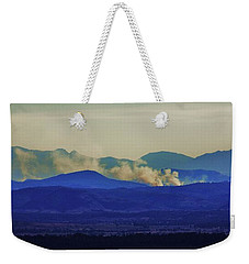 The View From The Top Weekender Tote Bag