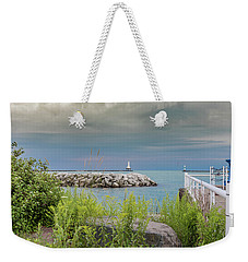 The View Weekender Tote Bag by James Meyer