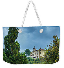 The Views From The Boboli Gardens Weekender Tote Bag