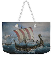 The Vikings Weekender Tote Bag