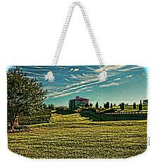 The Villa Weekender Tote Bag