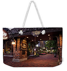 The Village Gate Weekender Tote Bag