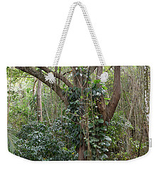 Weekender Tote Bag featuring the photograph The Vines by Gary Smith