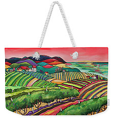 The Vineyard Weekender Tote Bag