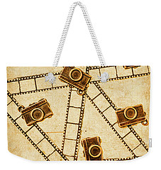 The Vintage Photo Gallery Weekender Tote Bag