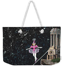 The Violinist And The Dancer Weekender Tote Bag