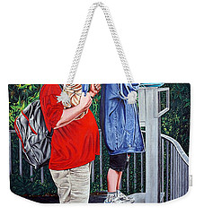 The Vision Weekender Tote Bag