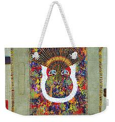 The Vision Two Weekender Tote Bag by Roshanda Prior