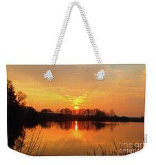 The Waal Weekender Tote Bag by Nichola Denny