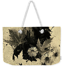 The Waiting Pool Weekender Tote Bag by Mary Ellen Frazee