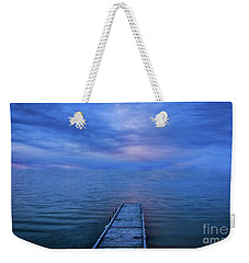 The Walk Of Faith Weekender Tote Bag