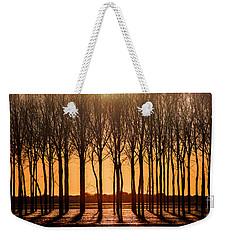 The Walnut Grove Weekender Tote Bag