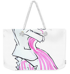 The Waltz Weekender Tote Bag