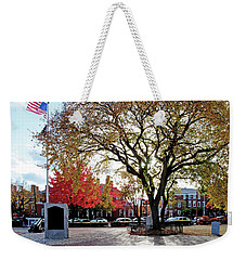 The Washington Elm Weekender Tote Bag