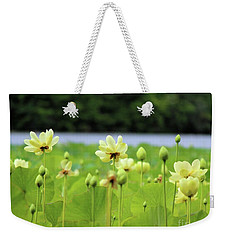 The Water Fields  Weekender Tote Bag