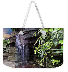 The Waterfall Weekender Tote Bag