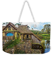 The Watermill, Bag End, The Shire Weekender Tote Bag
