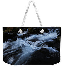 The Waters Of Kirkjufell Weekender Tote Bag
