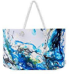 The Wave 1 Weekender Tote Bag by Roberto Gagliardi