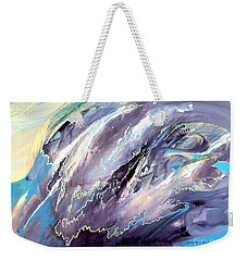 The Wave That Never Crashes Weekender Tote Bag