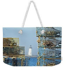 The Way Home Weekender Tote Bag