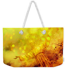 Weekender Tote Bag featuring the photograph The Way, The Truth, The Life by Joel Witmeyer