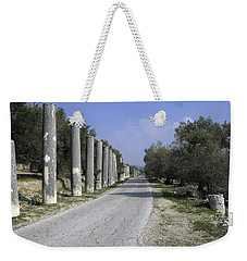 The Way To Sebastia Weekender Tote Bag