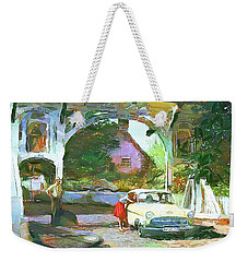 The Way We Were - Lifestyle Weekender Tote Bag