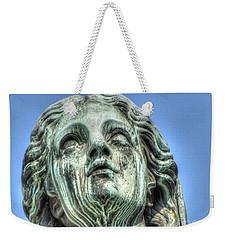 The Weeping Sculpture Weekender Tote Bag