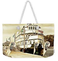 The Wenonah II Weekender Tote Bag