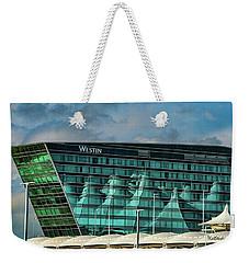 The Westin At Denver Internation Airport Weekender Tote Bag