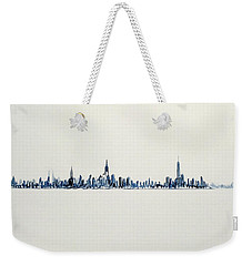 The Westside Weekender Tote Bag